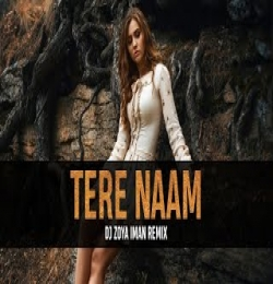 Tere Naam (Old Hindi Dj Remix Song) DJ Zoya Iman