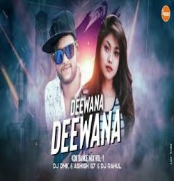 Deewana Deewana Ft-Kundal K Chhura (Kdk Sambalpuri Song Dj) Ashish G7