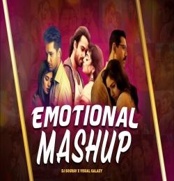 The Emotional Sad Mashup 2021 - DJ Sourav