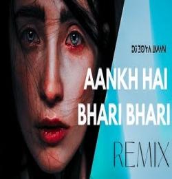 AANKH HAI BHARI BHARI (OLD HINDI DJ REMIX) DJ ZOYA IMAN