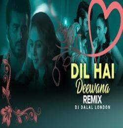 Dil Hai Deewana  (Dj Club Remix) DJ Dalal