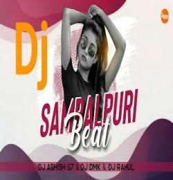 SAMBALPURI BEAT (HUMAN SAGAR) SAMBALPURI DJ SONG - DJ ASHISH G7