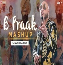 B Praak Mashup Hits Song 2021 - DJ Ravish x DJ Ankur