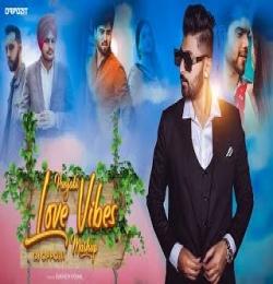 Punjabi Love Vibes Mashup 2021 - DJ OPPOZIT x DJHungama
