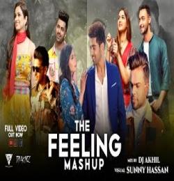 The Feeling Mashup Song 2021Ft.Guru Randhawa  - DJ Akhil