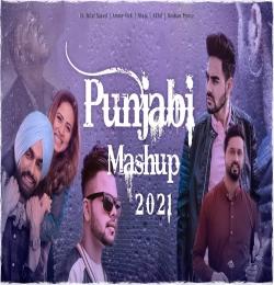 Punjabi Mashup 2021 - HS Visual | Ft. Akhil