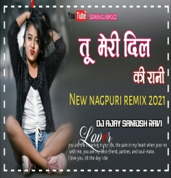 Sun Meri Jane Man (Nagpuri Dj Remix Atangwadi Dance Remix) DJ Ajay Santosh Ravi
