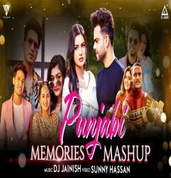 Punjabi Memories Mashup 2021 - DJ JAINISH