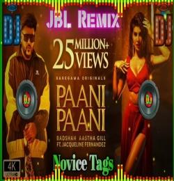 Pani Pani Ho Gayi (Badshah) DJ Remix Hard Dholki Pattern