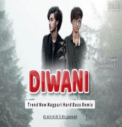 Diwani (Dj Nagpuri Dj Song 2021) Dj Alvin LK