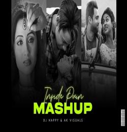 Inside Pain Mashup Ft. Human Sagar - DJ Happy x AK Visuals