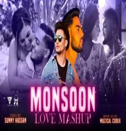 Punjabi Monsoon Love Mashup 2021
