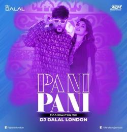 Paani Paani (Moombahton Mix) - DJ Dalal London