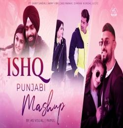 Ishq Punjabi Mashup Ft Garry Sandhu - HS Visual, Papul
