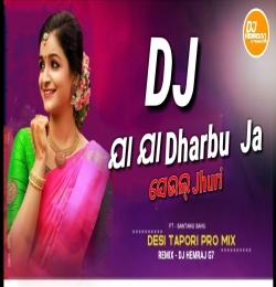 Ja Ja Dharbu ja Sule Jhuri (Santanu Sital) Desi Tapori Mix