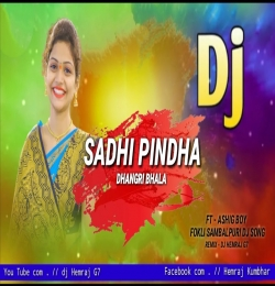 Sadhi Pindha Dhangri Bhala (Ashig Boy) Sambalpuri  Fokli Dj Song