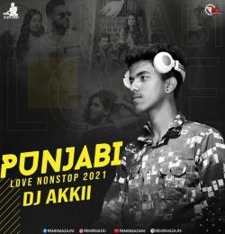 Punjabi Love Nonstop 2021 Dj Akkii