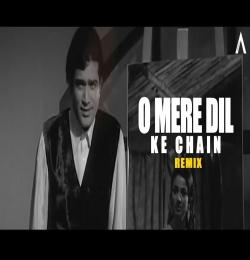 O Mere Dil Ke Chain Slap House Remix Ansick