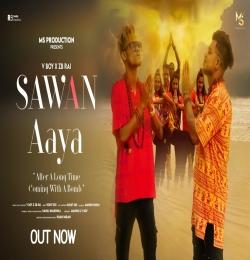Sawan Aya Rap - V boY X ZB