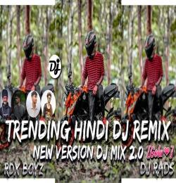 Chikni Chikni Patli Kamar Aise Na Hila (Reels Trending Mix) DJ Raja RADS Golu