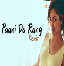 Paani Da Rang Remix - DJ Tejas