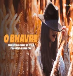 O Bhavre Remix - DJ Shadow Dubai x SD Style
