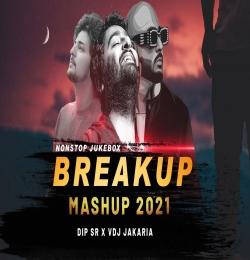 Best Of Breakup Mashup 2021 - Dip Sr XVDj Jakaria