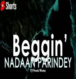 Beggin X Nadaan Parindey - DJ Harshal Mashup