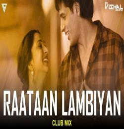 RAATAAN LAMBIYAN (Remix) DJ Vishal Jodhpur