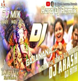 Gajanana Gajanana (Dj Ganpati Tasha Dhol Mix) DJ Akash Dj Ritik Nawada