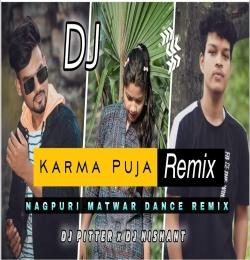 12 Baje Ratiya ( Karma Puja Special Mix ) Dj Pitter x Nishant