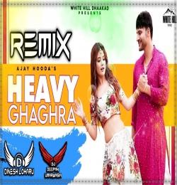 Heavy Ghaghra Dj Remix Ft.Dinesh Loharu