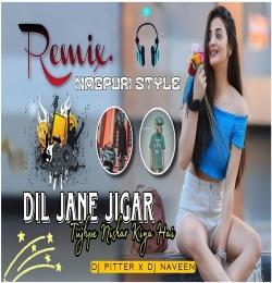 Dil Jane Jigar Tujhpe Nisaar Kiya Hai ( Tapa Tap Dj Mix ) Dj Pitter x Dj Naveen