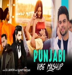 Punjabi Vibe Mashup 2021 - DJ JAINISH