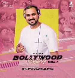10. Tu Pyar Hai Kisi Aur Ka (Remix) Deejay Simran Malaysia